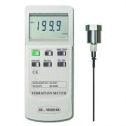 Medidor de vibraciones